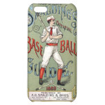 Spaldings Official Baseball Guide 1889 iPhone 5C Case