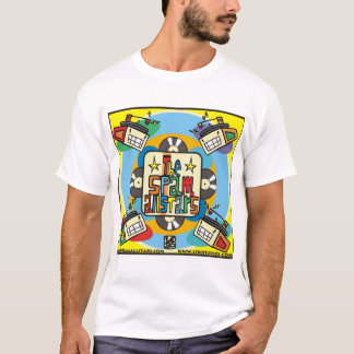 spam allstars - mutante turntables T-Shirt
