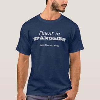 SPANGLISH, Fluent in T-Shirt