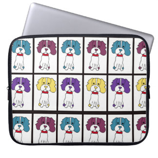 Spaniel Laptop Sleeve