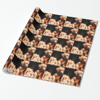 Spaniel Wrapping Paper