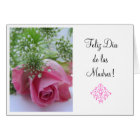 Spanish:3 Dia de la Madre /Mother's day Card