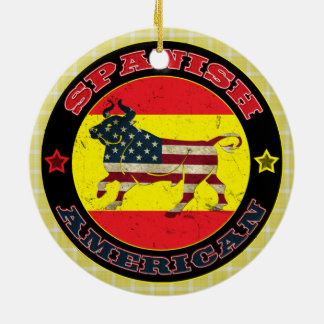 Spanish American Bull Decoration