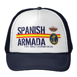 SPANISH ARMADA CAP