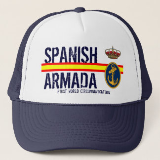 SPANISH ARMADA TRUCKER HAT