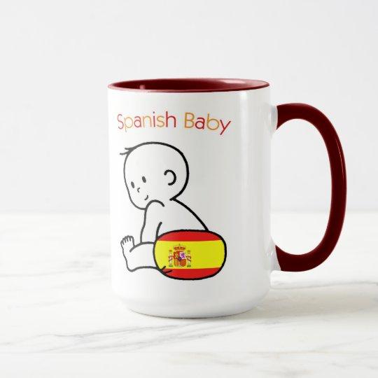 Spanish Baby Mug