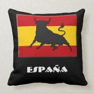 Spanish Bull Cushion
