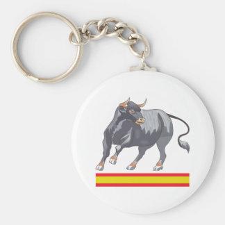 SPANISH BULL KEY CHAINS