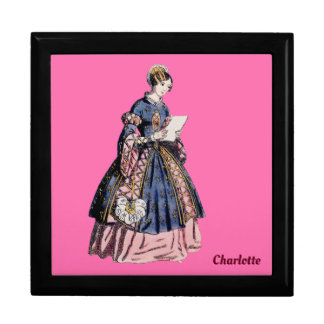 ~ SPANISH COSTUME ~ Personalised for CHARLOTTE ~ Gift Box