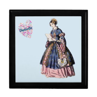 ~ SPANISH COSTUME ~ Personalised for DANIELLE ~ Gift Box