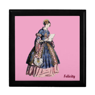 ~ SPANISH COSTUME ~ Personalised for FELICITY ~ Gift Box