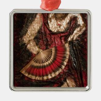 Spanish Dancer Christmas Tree Ornament