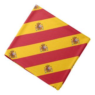 Spanish flag bandana | Spain country colors