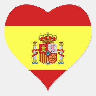 Spanish Flag Bandera Española Gifts Stickers