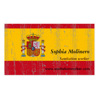 900 Spanish Business Cards and Spanish Business Card