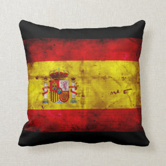 Spanish Flag Cushion