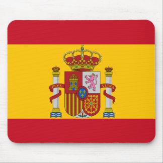 Spanish flag mouse mat