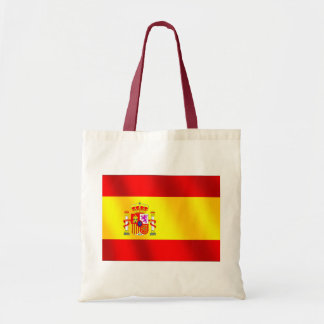 Spanish flag of Spain gifts for Spaniards Tote Bag
