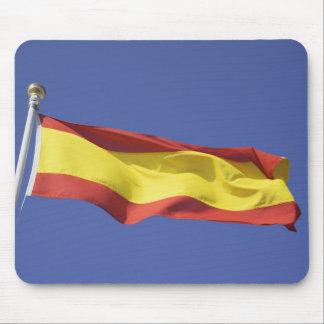 Spanish Flag RF) Mousepad