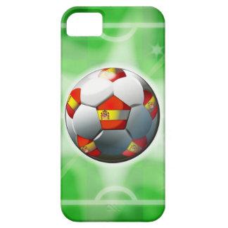 Spanish Football / Soccer iPhone 5 Case
