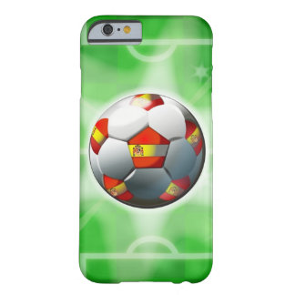 Spanish Football / Soccer iPhone 6 case Barely There iPhone 6 Case