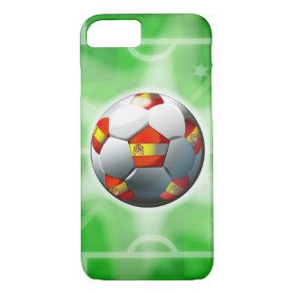 Spanish Football / Soccer iPhone 7 case