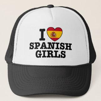 Spanish Girls Trucker Hat