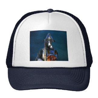 Spanish Greyhound Hat Nobility Dogs Gift