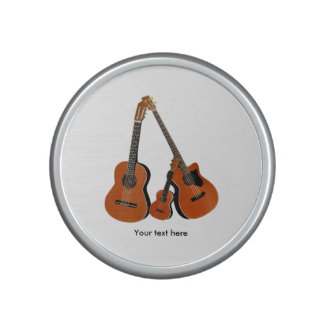 Spanish Guitar Acoustic Bass and Ukulele Speaker