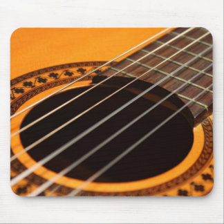 Spanish Guitar Mouse Pad