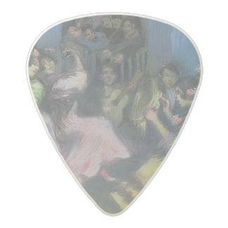Spanish Gypsy Dancers, 1898 Acetal Guitar Pick