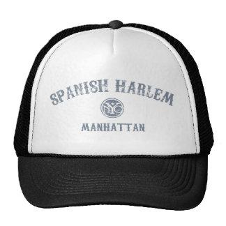 Spanish Harlem Mesh Hats