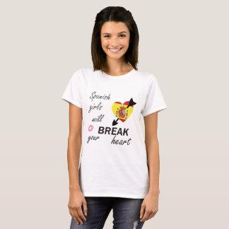 Spanish Heartbreaker T-Shirt
