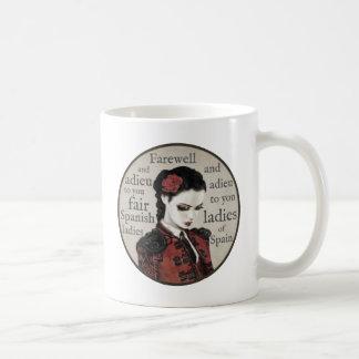 Spanish Ladies Coffee Mug