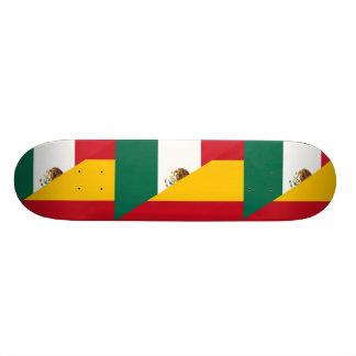 Spanish Language hybrids Skate Board