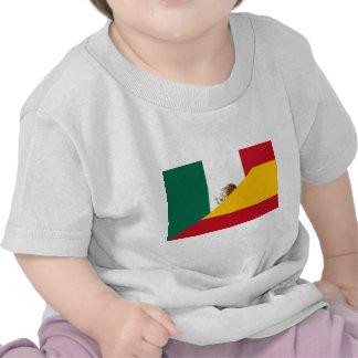 Spanish Language, hybrids Tees