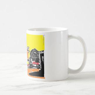 Spanish Mission in Sunshine Basic White Mug