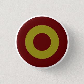 Spanish Mod Target 3 Cm Round Badge