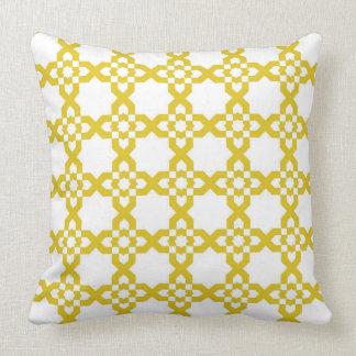 Spanish Moroccan fretwork Cushion