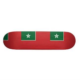 Spanish Morocco, Montenegro Skateboards