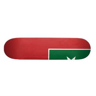 Spanish Morocco, Morocco 21.6 Cm Skateboard Deck