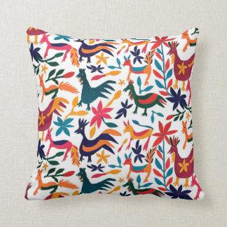 Spanish Otomi Cushion