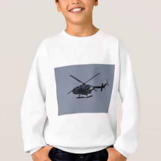 Spanish Police Helicopter Sweatshirt
