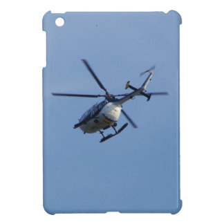 Spanish Police Messerschmitt Helicopter iPad Mini Cover