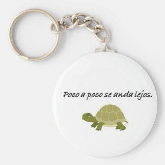 Spanish Quotes Key Ring