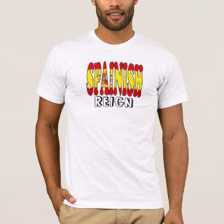 Spanish reign football champion tshirt