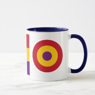 Spanish Republican Air Force Mug
