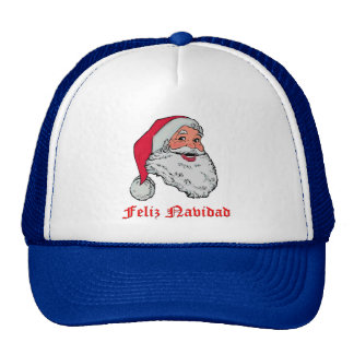 Spanish Santa Claus Cap