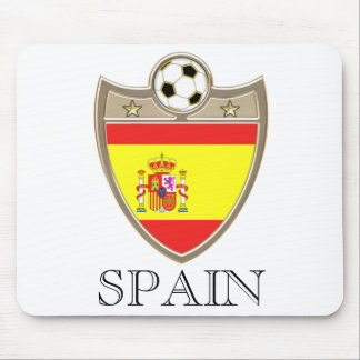 Spanish Soccer Mouse Pad