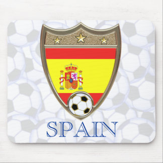 Spanish Soccer Mouse Pads